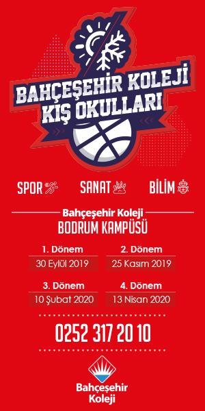 Bodrum Bahçeşehir Koleji Kış Okulu