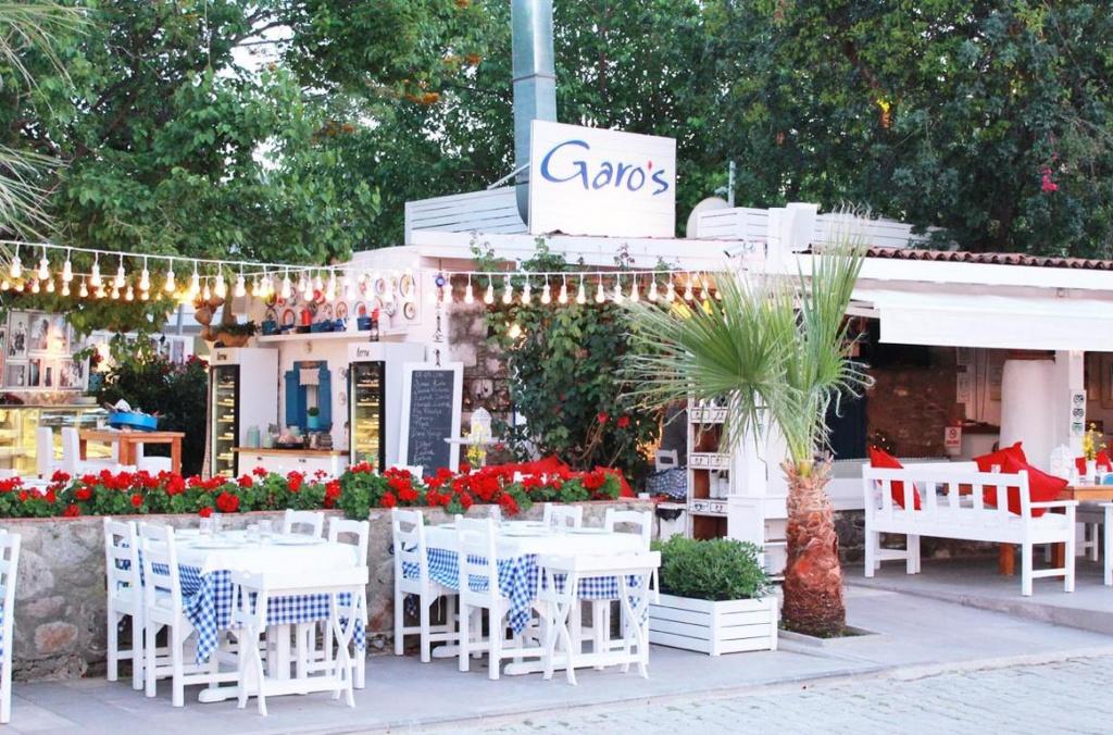 garos restaurant bodrum