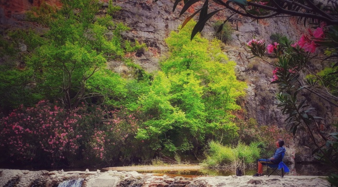 gökçeler kanyonu