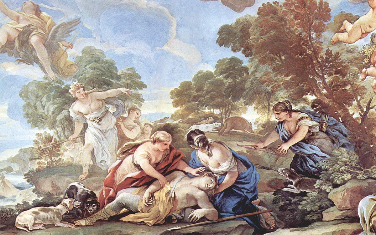 mitoloji ölüm