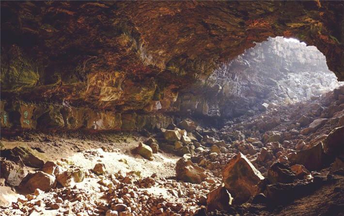 peynir çiçeği mağarası